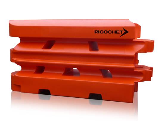 Ricochet Road Barriers -TL2 MASH