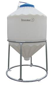 1600 Litre Storage Hopper - Centre Discharge