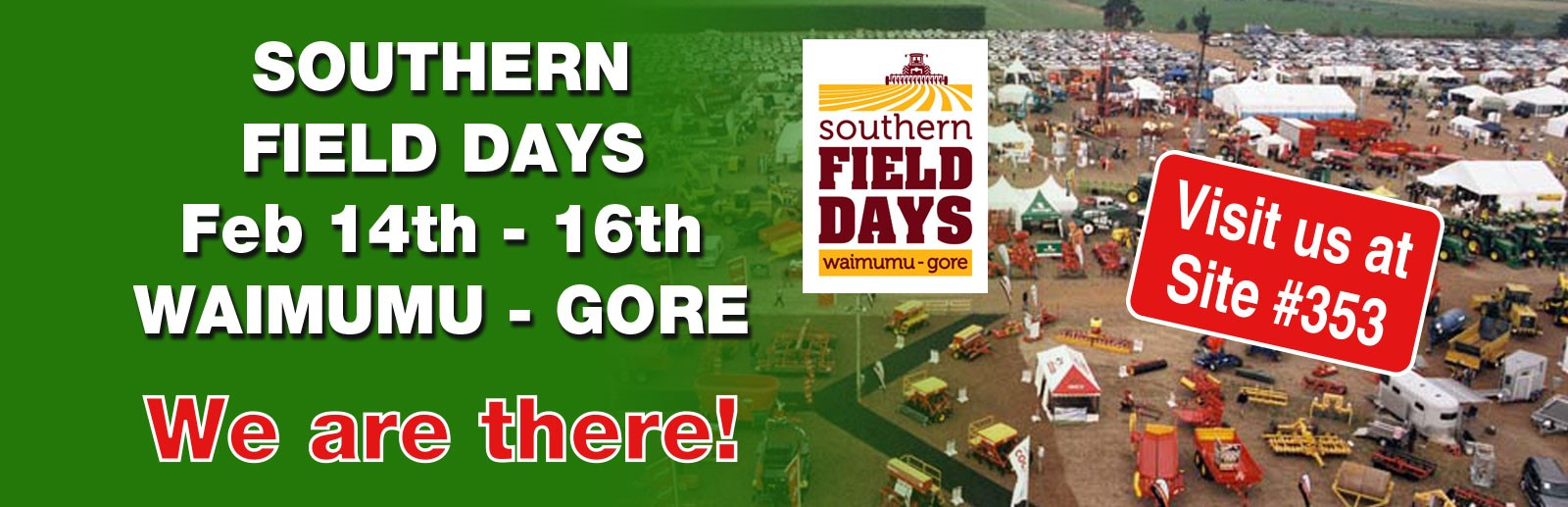 Southern Field Days website image